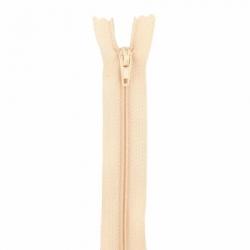 Fermeture 18cm lachs