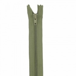 Fermeture 20cm kaki