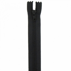 Fermeture 20cm noir