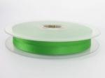 biais satin 20 mm vert herbe