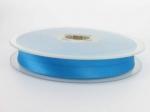 biais satin 20 mm bleu turquoise