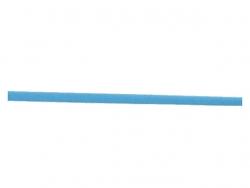 elastique rond 3 mm turquoise