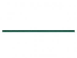 elastique rond 3 mm vert foncé