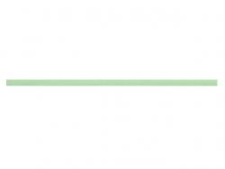 elastique rond 3 mm vert clair