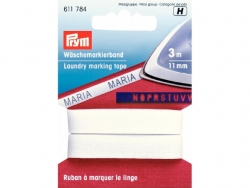 Ruban à marquer 11 mm thermo blanc