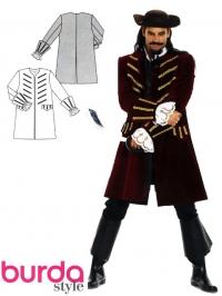 Patron costume historique