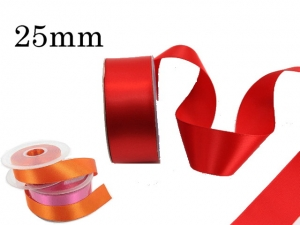 Ruban satin 25mm