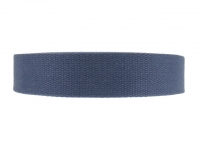 Sangle Coton 23mm bleu marin
