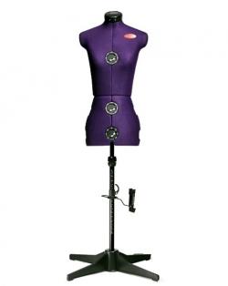 Découvrez les mannequins  de couture réglable en vidéo