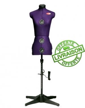 mannequin de couture prymadonna tailles xs prym. Black Bedroom Furniture Sets. Home Design Ideas