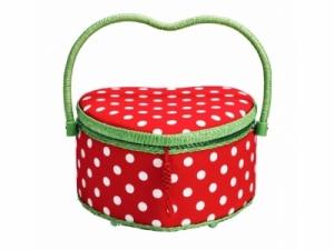 Boite à couture Polka Dots