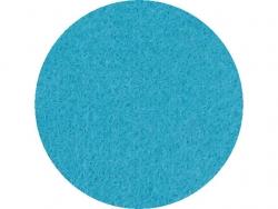 Carré de feutrine 30 x 23 cm vert turquoise