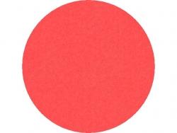 Carré de feutrine 30 x 23 cm rouge orangé
