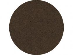 Carré de feutrine 30 x 23 cm marron