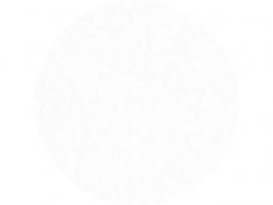 Carré de feutrine 30 x 23 cm blanc cassé