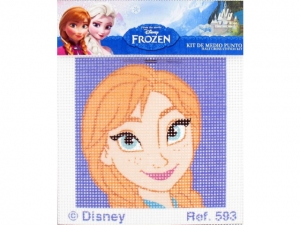 Canevas Disney La Reine des neiges
