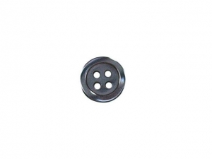 Boite de 6 boutons vêtements ø 12 mm