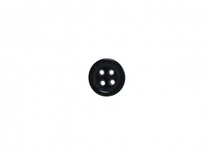 Boite de 6 boutons vêtements ø 10 mm