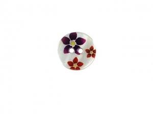 Boite de 4 boutons vêtements ø 14 mm