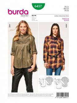 Patron blouse 6457