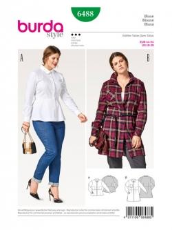 Patron blouse 6488