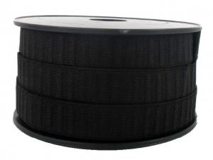 Élastique Gros Grain noir