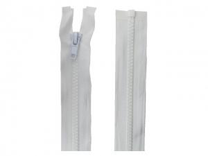 x5 Fermeture séparable blanc