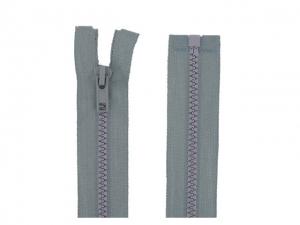 x5 Fermeture séparable gris perle