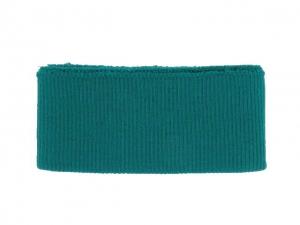 Bord côte ceinture vert émeraude