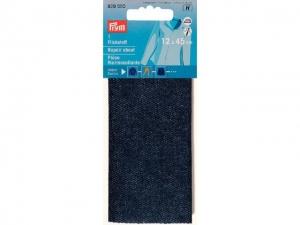x5 Thermocollant percale Jeans Bleu foncé