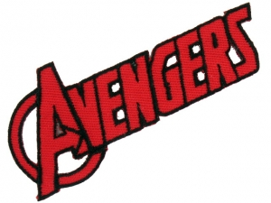 Ecusson Avengers thermocollant AVENGERS