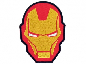 Ecusson Avengers thermocollant IRON MAN