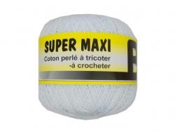 Super maxi blanc