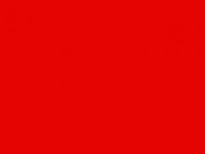Ruban satin 25mm rouge