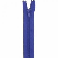Fermeture 15cm violet