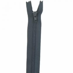 Fermeture 18cm kaki foncé