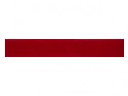 Ruban velours rouge