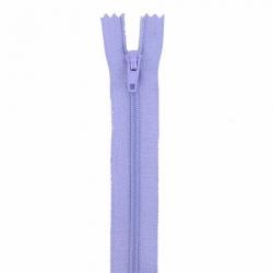 Fermeture 15cm lilas
