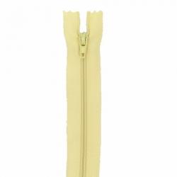 Fermeture 15cm vanille