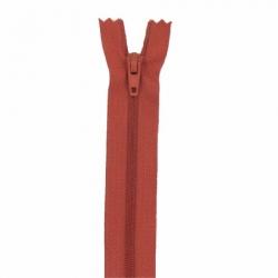 Fermeture 15cm copper