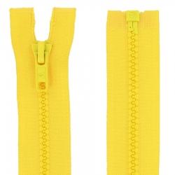 Fermeture séparable jaune