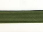 Biais 30 mm vert mousse
