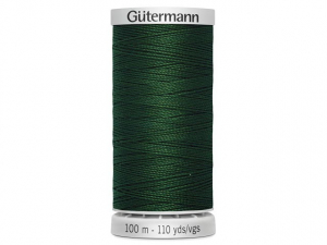 Fil extra fort dark green