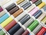 Assortiment de 50 fil à coudre couleur