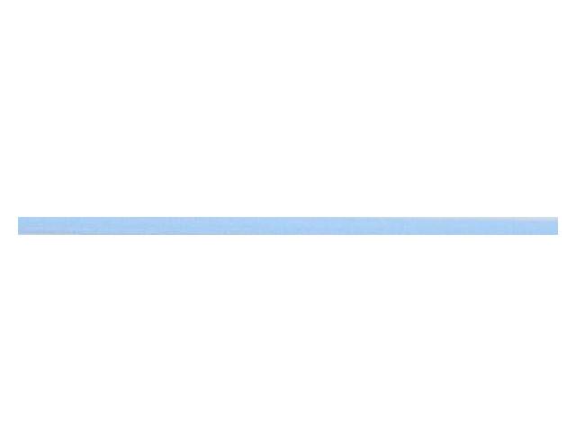 elastique rond 3 mm bleu ciel