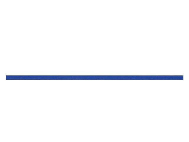 elastique rond 3 mm bleu roy