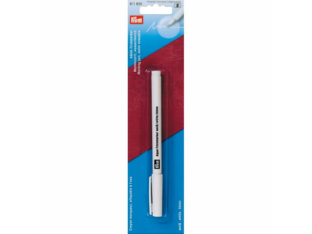 Crayon Marqueur, effacable à l'eau