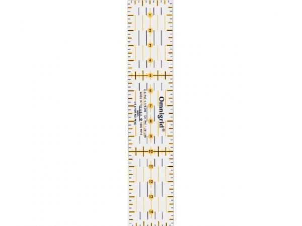 Règle universelle 3 x 15 cm