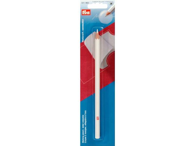 Crayon marquer blanc effaçable à l'eau