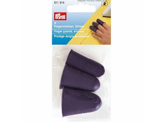 Protège-doigts en silicone